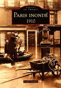 Paris inondé - 1910