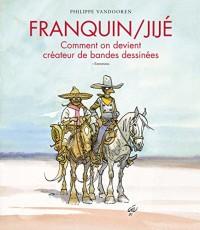 Franquin/Jijé – Comment on devient créateur de bandes dessinées - tome 1 - Franquin, Jijé, Comment on devient créateur de bandes dessinées