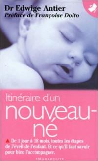 Itinéraire d'un nouveau-né