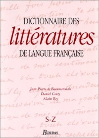 DICT.LITT.LGUE FRSE 4    (Ancienne Edition)