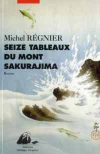 Seize Tableaux du Mont Sakurajima