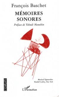 Mémoires sonores