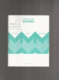 Biogres, Montaigne, Mauriac, Montesquieu