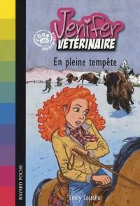 Jenifer, apprentie vétérinaire : En pleine tempête
