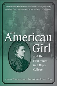 An American Girl, And Her Four Years in a Boys' College