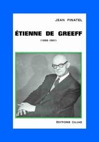 Etienne de Greeff