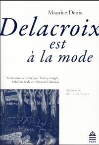 Delacroix est à la mode
