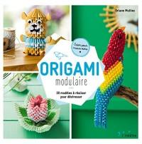 Origami modulaire : 20 modèles à réaliser pour déstresser - Créer pour mieux vivre