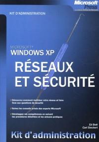 Windows XP : Réseaux et sécurité