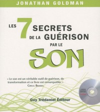 Les 7 secrets de la guérison par le son (1CD audio)