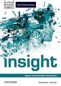insight: Upper-Intermediate: Workbook with Online Practice