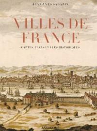 Villes de France : Cartes, plans et vues historiques