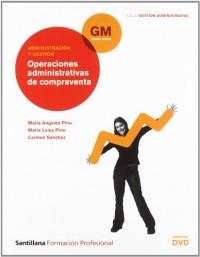GESTION ADMINISTRATIVA GM OPERACIONES ADMINISTRATIVAS DE COMPRAVENTA