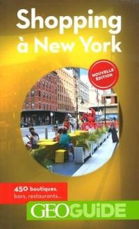 Shopping à New York