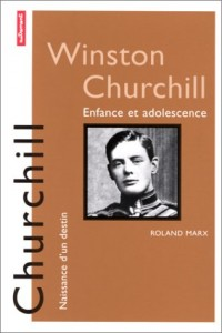 Churchill-Enfance et adolescence