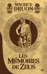 Les Mémoires de Zeus 10 ROMANS - 10 EUROS 2014