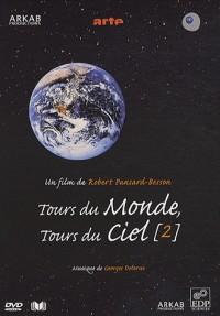 Coffret tours du monde tours du ciel livre+DVD t2