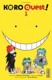 Koro Quest!, tome 1
