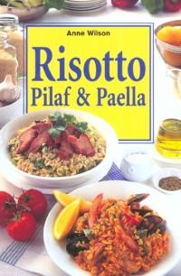 Risotto, pilaf & paella