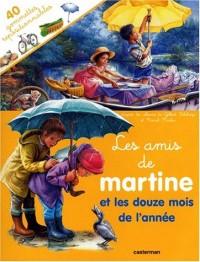 Les Amis De Martine Et Les Douze Mois De L'Annee