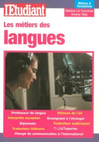 Les métiers des langues