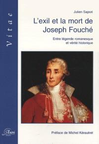 L'exil et la mort de Joseph Fouché