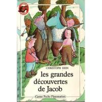 Les grandes découvertes de jacob