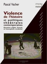 Violence de l'histoire