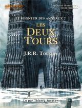 Le Seigneur des Anneaux 2 - Les Deux Tours [Livre audio]