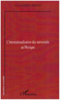 L'internationalisation des universités au Mexique