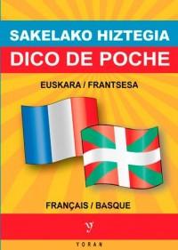 BASQUE-FRANCAIS (DICO DE POCHE)
