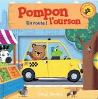 Pompon l'Ourson: en Route !
