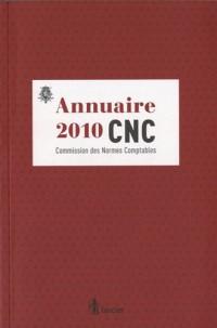 Annuaire 2010 CNC : Commission des Normes Comptables