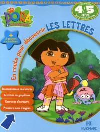 En route pour découvrir les lettres 4-5 ans : Maternelle Moyenne Section