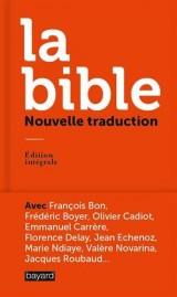 La bible [Poche]