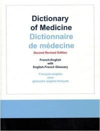 Dictionnaire de médecine français-anglais avec glossaire anglais-français