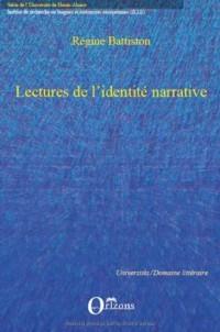 Lectures de l'identité narrative : Max Frisch, Ingeborg Bachmann, Marlen Haushofer, WG Sebald