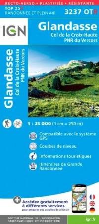 GLANDASSE COL DE LA CROIX HAUTE