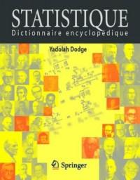 Statistique Dictionnaire Encyclopédique