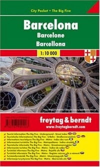 Barcelone City Pocket