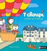 T'choupi visite la France