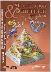 Enjeux et Conséquences Alimentaires des Pratiques Agricoles (Session 6)