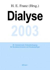 Dialyse 2003.