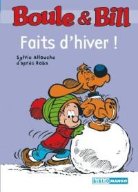 Boule & Bill : Faits d'hiver !