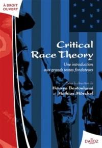 Critical race theory: une introduction aux grands textes fondateurs - Nouveauté