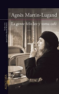 La gente feliz lee y toma café / Happy People Read and Drink Coffee