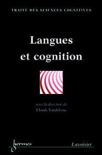 Langues et cognition, traite des sciences Cognitives