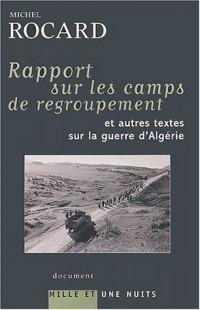 Rapports sur les camps en Algérie