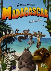 Madagascar : La BD du film