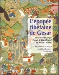 L'épopée tibétaine de Gesar